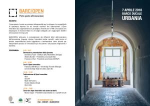 BARC_OPEN programma
